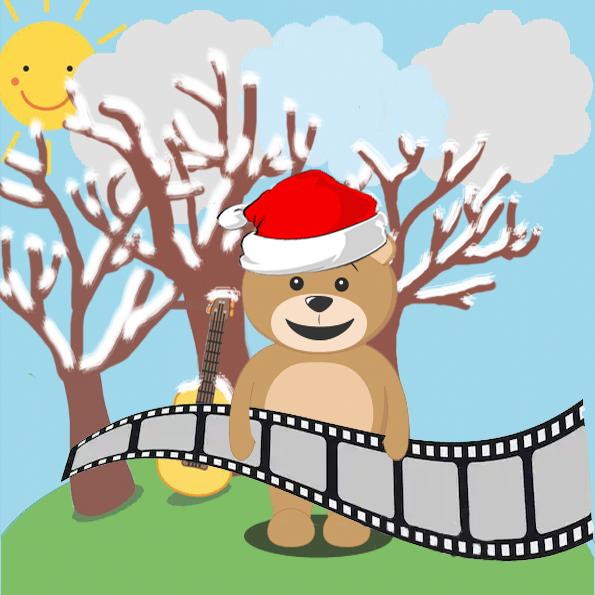 Eddi Singbär und die Weihnachtszeit