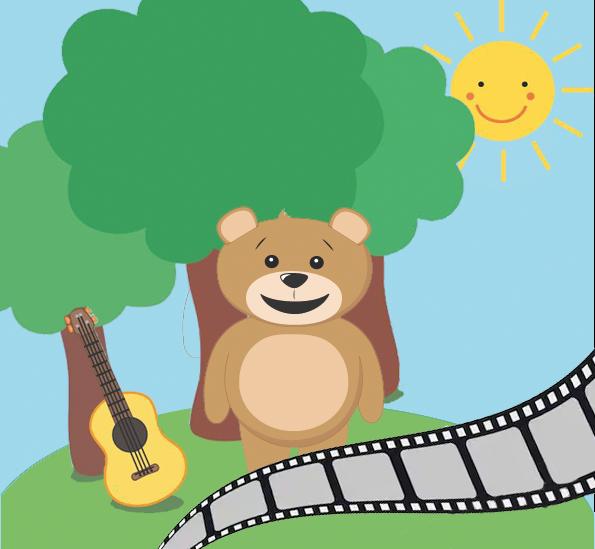 Eddi Singbär und die Waldzwerge